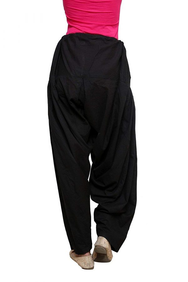 black patiala sawar
